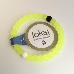 Lime Lokai Bracelet (many sizes)